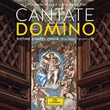 CANTATE DOMINO CORO DE LA CAPILLA SIXTINA