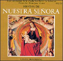 FIESTAS DE NUESTRA SEÑORA (CD)