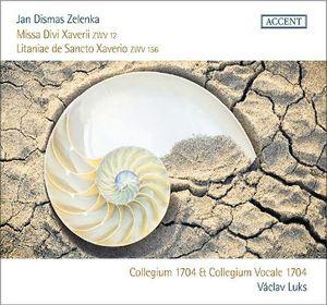 MISSA DIVI XAVERII (CD)