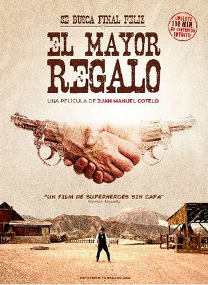 EL MAYOR REGALO (DVD)