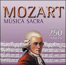 MOZART- MUSICA SACRA