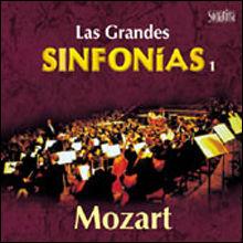 GRANDES SINFONIAS (CD) VOL.1 MOZART