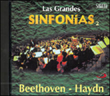 GRANDES SINFONIAS (CD) VOL.2 BEETHOVEN
