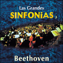 GRANDES SINFONIAS (CD) VOL.3 BEETHOVEN