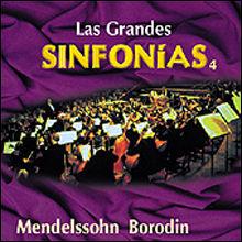 GRANDES SINFONIAS (CD) VOL.4 MENDEN