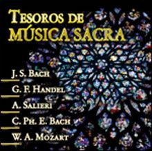 TESOROS DE MUSICA SACRA