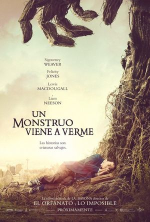 UN MONSTRUO VIENE A VERME (DVD)