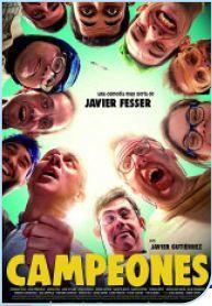 CAMPEONES (DVD)