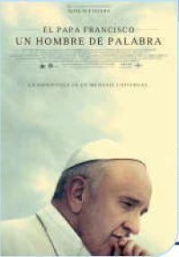 EL PAPA FRANCISCO: UN HOMBRE DE PALABRA (DVD)