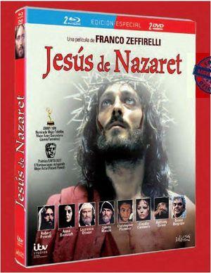 JESUS DE NAZARET (DVD+BLUERAY)