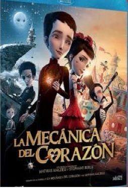 LA MECANICA DEL CORAZON (DVD)