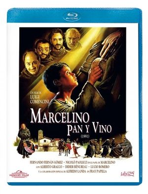MARCELINO PAN Y VINO (DVD)