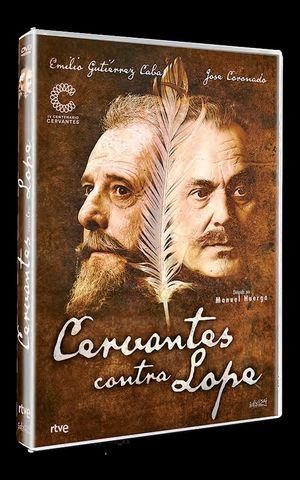 CERVANTES CONTRA LOPE (DVD)