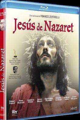 JESÚS DE NAZARET (2 DVD)
