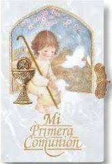 MISALITO COMUNION NACAR NIÑO PALOMA CALIZ 25110