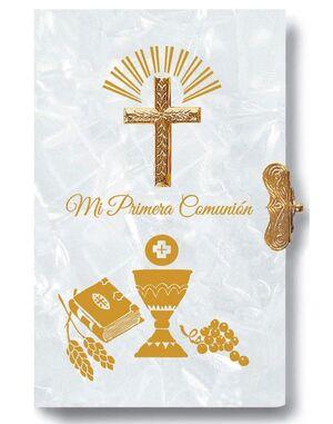 MISALITO COMUNION NACAR CRUZ RAYOS 25128