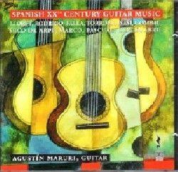 SPANISH XX CENTURY GUTAR MUSIC