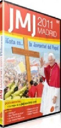 JMJ 2011 MADRID (DVD)