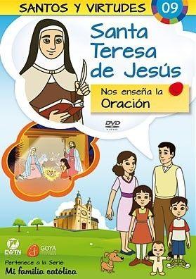 SANTA TERESA DE JESUS Y LA ORACION