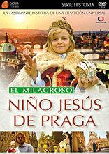 EL MILAGROSO NIÑO JESUS DE PRAGA (DVD)