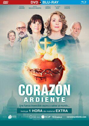 CORAZÓN ARDIENTE (DVD)