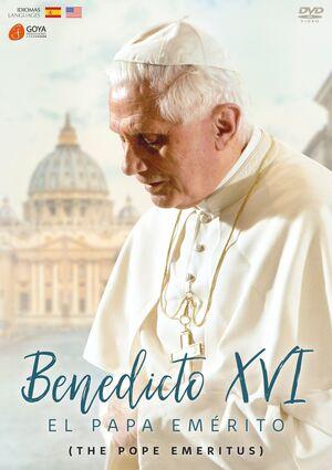 BENEDICTO XVI: EL PAPA EMÉRITO (DVD)