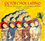 OCTOECHOS LATINO (CD)