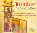 TERRIBILIS EST (CD)