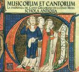 MUSICORUM ET CANTORUM (CD)