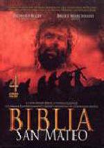 BIBLIA SAN MATEO (4 DVD)