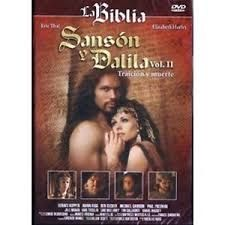 SANSON Y DALILA II TRAICION Y MUERTE