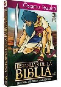 HISTORIAS DE LA BIBLIA (VOL.2 3DVD)
