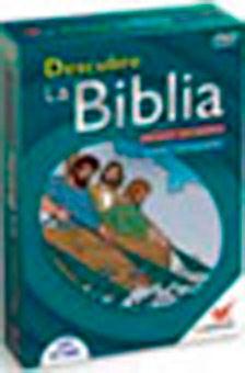 DESCUBRE LA BIBLIA ANTIGUO Y NUEVO TESTAMENTO