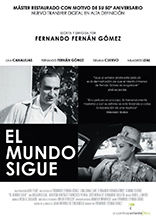 EL MUNDO SIGUE (DVD)