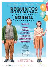 REQUISITOS PARA SER UNA PERSONA NORMAL (DVD)