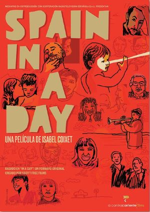 SPAIN IN A DAY (DVD)