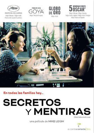 SECRETOS Y MENTIRAS (DVD)