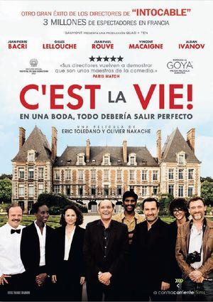 C'EST LA VIE! (LE SENS DE LA FÊTE) (DVD)