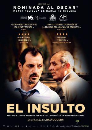 EL INSULTO (DVD)