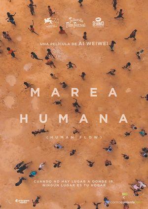 MAREA HUMANA (HUMAN FLOW) DVD