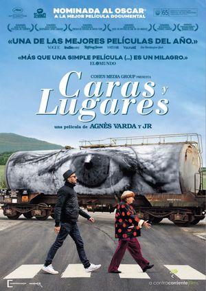 CARAS Y LUGARES (DVD)