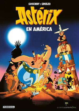 ASTÉRIX EN AMÉRICA (DVD)