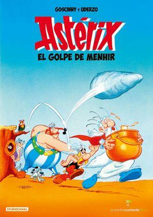 ASTÉRIX. EL GOLPE DE MENHIR (DVD)