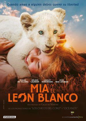 MIA Y EL LEÓN BLANCO (DVD)
