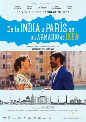 DE LA INDIA A PARÍS EN UN ARMARIO DE IKEA (DVD)