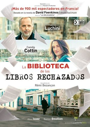LA BIBLIOTECA DE LOS LIBROS RECHAZADOS (DVD)