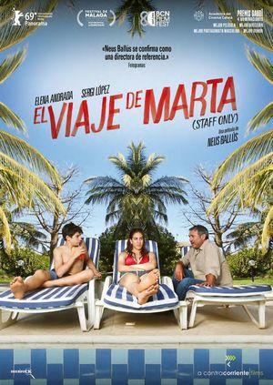 EL VIAJE DE MARTA (STAFF ONLY) (DVD)