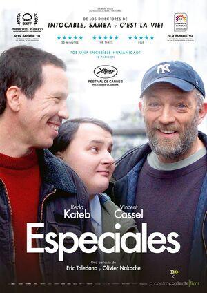 ESPECIALES (DVD)