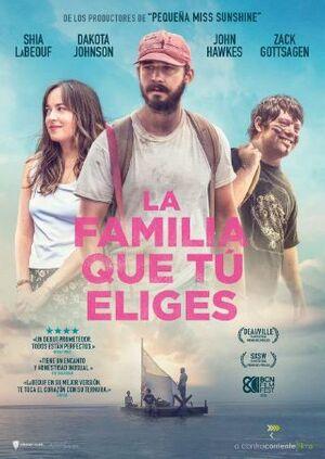 LA FAMILIA QUE TÚ ELIGES (DVD)