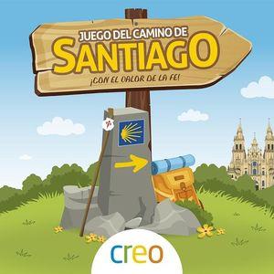 JUEGO DEL CAMINO DE SANTIAGO. ¡CON EL VALOR DE LA FE!. ED. CREO